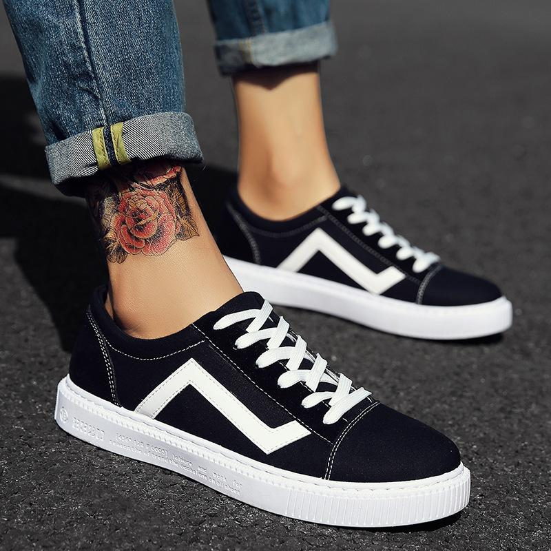 Man Comfortable Casual Canvas shoes