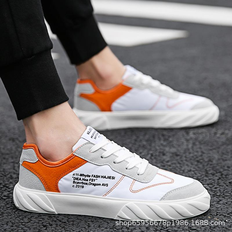 Summer new breathable color shoes casual shoes