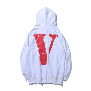 Vlone Hoodies Men Fashion Hip hop hoodies