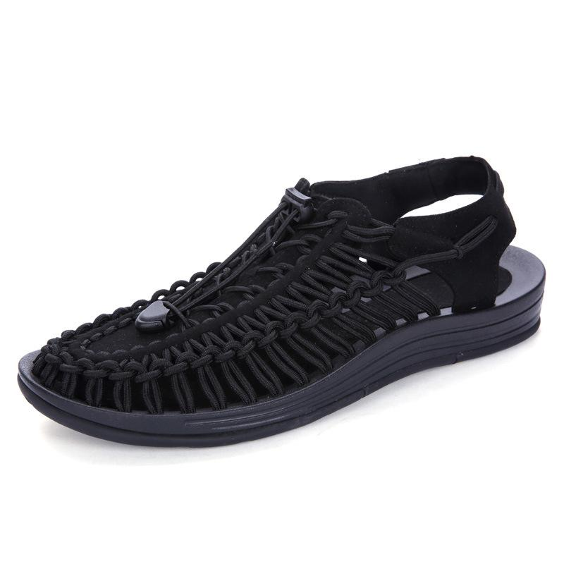men shoes quality comfortable men sandals fashion design - freakichic