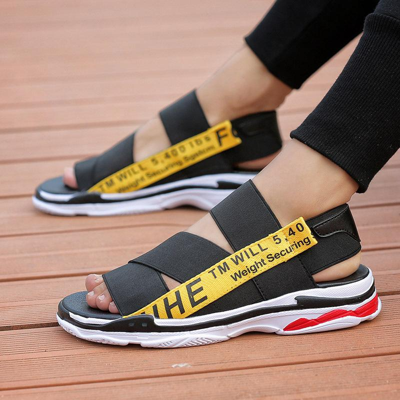 New Fashion Summer Beach Breathable Men Sandals