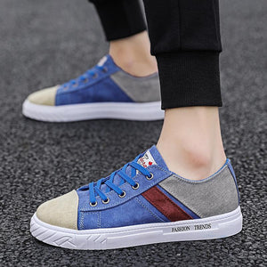Breathable low casual shoes