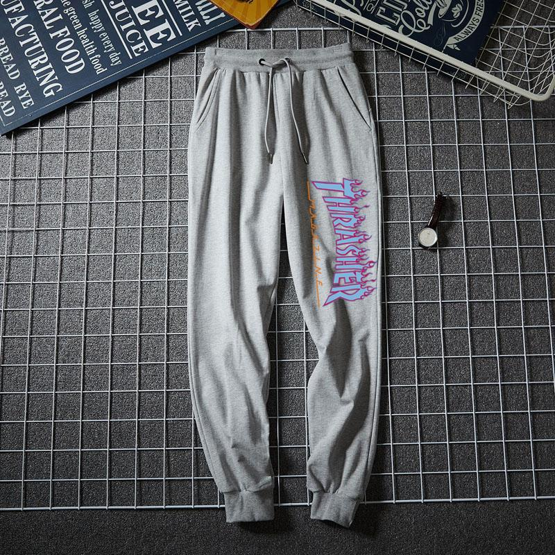 Blue Thrasher Pants Unisex Joggers