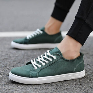 High Quality Brand Fashion Men Casual Shoes White Hot Sale Breathable Casual Men Shoes