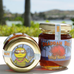 Honey: Lehua Flower