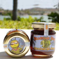 Honey: Macadamia Nut