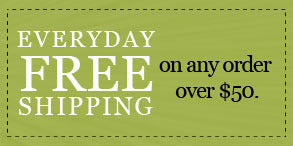 Everyday Free Shipping