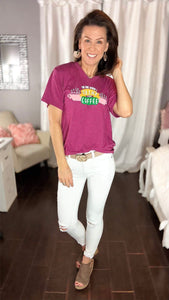 Jadelynn Brooke Coffee Tee