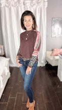 Load image into Gallery viewer, Fall Mock neck top