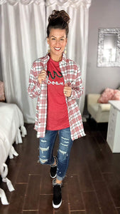 Christmas Plaid Flannel