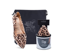 Load image into Gallery viewer, Rollasole Into the Wild Leopard Flats