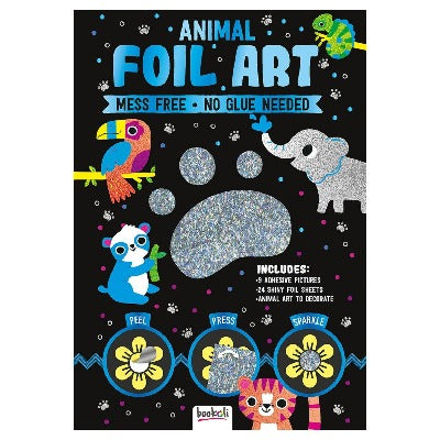 Foil Art - Sparkly Animals