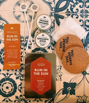 Rum In The Sun Cocktail Kit