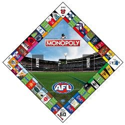 Game - AFL Monopoly