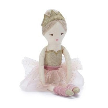 Mini Betty Ballerina Doll