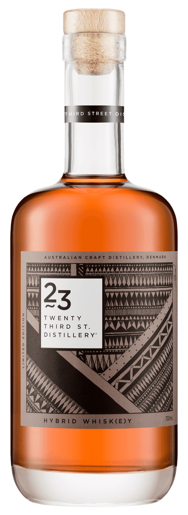 Twenty Third Street Distillery Hybrid Whisk(e)y