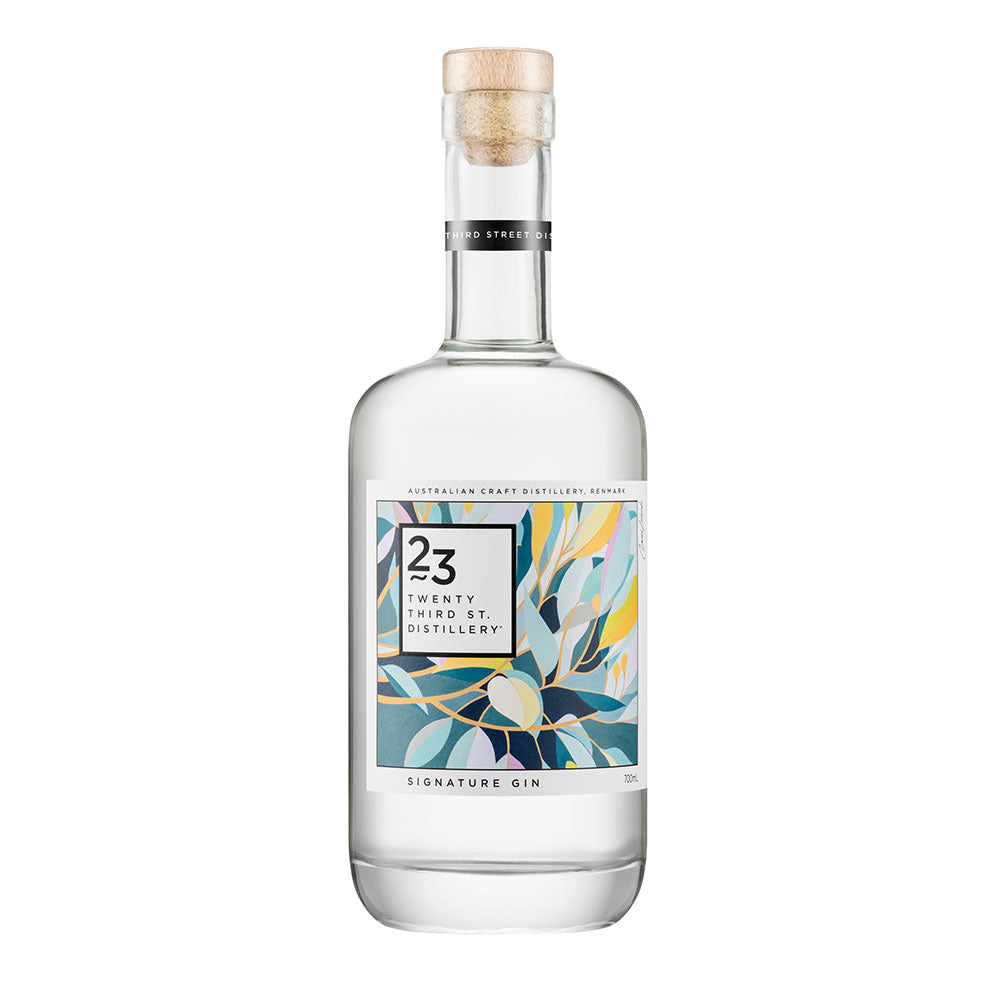 Twenty Third Street Distillery Signature Gin