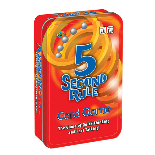 Game - 5 Second Rule