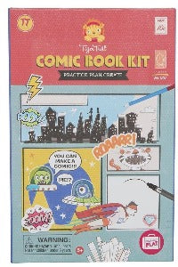 Tiger Tribe - Comic Book Kit