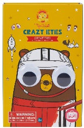 Tiger Tribe - Crazy Eyes Activity Pack