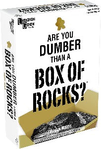 Game - Are you Dumber than box of Rocks