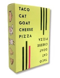 Game - Taco Cat Goat Cheese Pizza Card Game