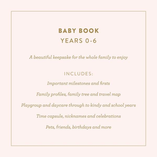 Baby Book | Assorted