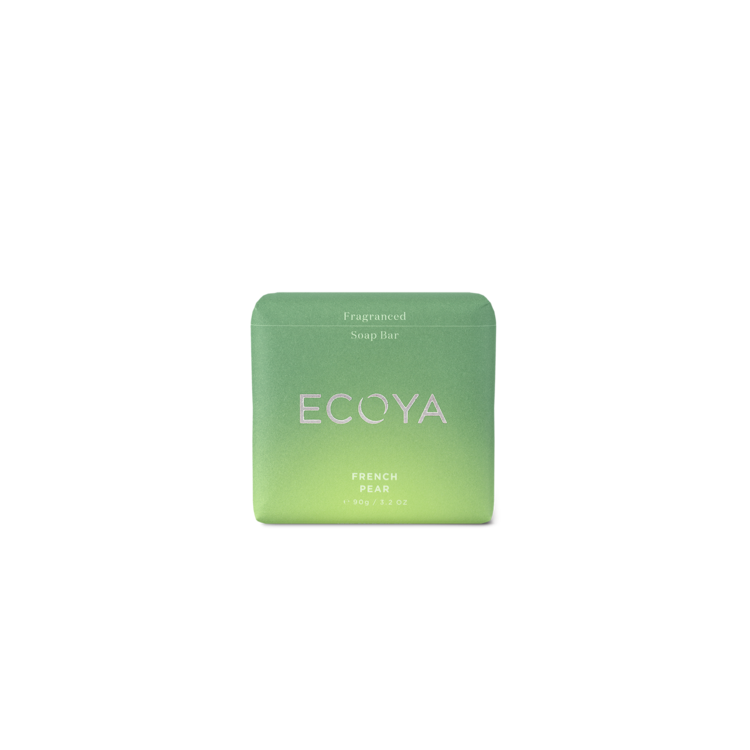 Ecoya - Soap French Pear Fragranced Bar