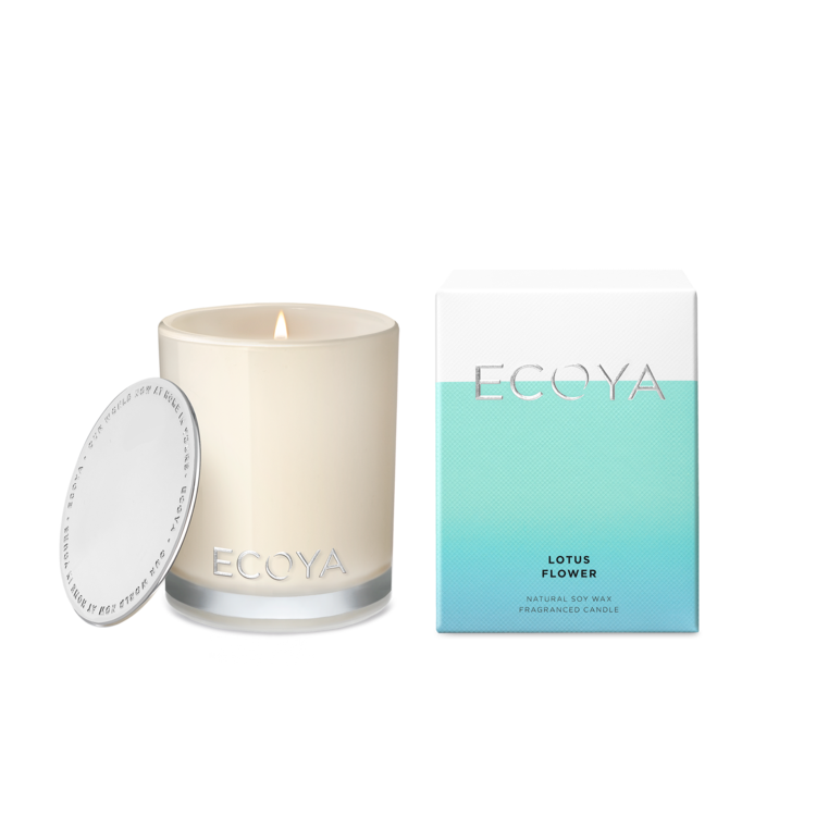 Ecoya - Candle Lotus Flower Madison