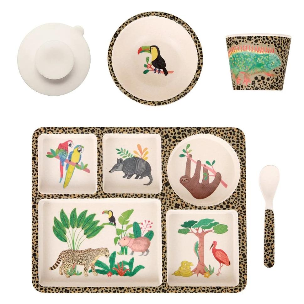 Love Mae - Divided Plate Set - Amazon