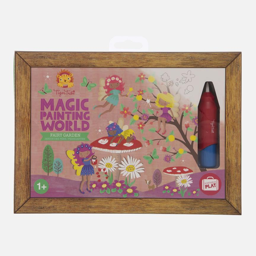 Tiger Tribe - Magic Painting World Fairy