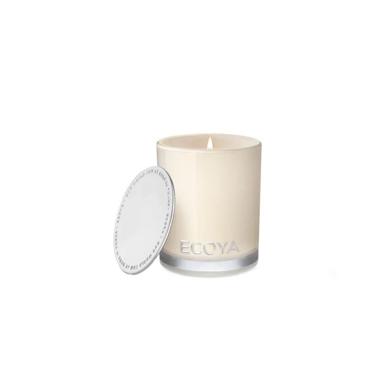 Ecoya - Candle Blue Cypress & Amber Madison