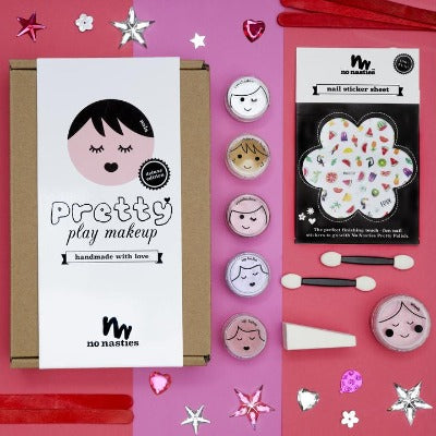No Nasties - Deluxe Pretty Play Makeup Box