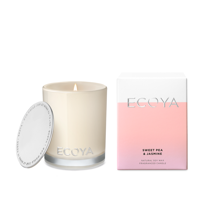 Ecoya - Candle Sweet Pea & Jasmine Madison