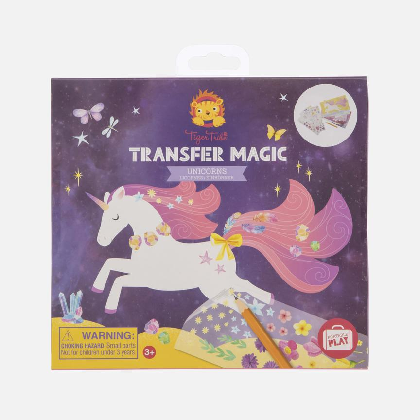 Tiger Tribe - Transfer Pack Unicorns