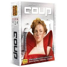 Game - Coup