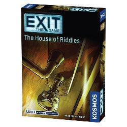Game - EXIT - House Riddles