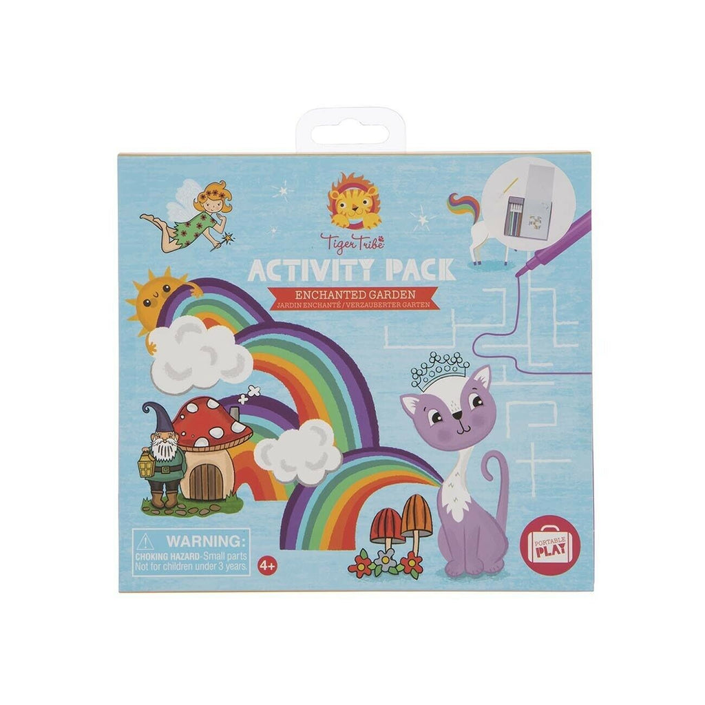 Tiger Tribe - Activity Pack Enchanted Garden