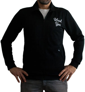 Jacket - Weed You - Black