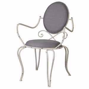 Branson Artistic Geometry Style Chair