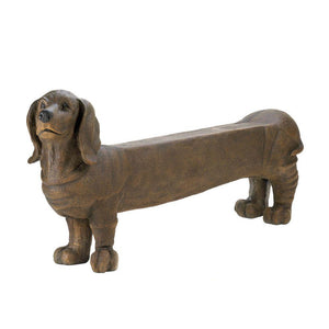Mason Dachshund Doggy Bench