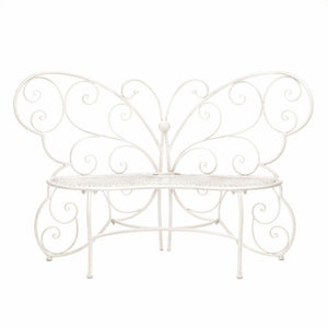 Jacob Butterfly Garden Bench