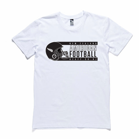 White L / XL - Mens T-Shirt