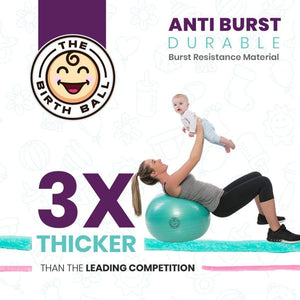 Buy The Birth Ball | # 1 Selling Birthing Ball For Pregnancy and Labor. - Birthing Ball