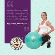 Load image into Gallery viewer, Buy The Birth Ball | # 1 Selling Birthing Ball For Pregnancy and Labor. - Birthing Ball