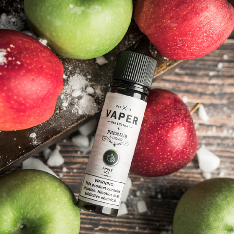 VAPER SELECTION - APPLE ICE