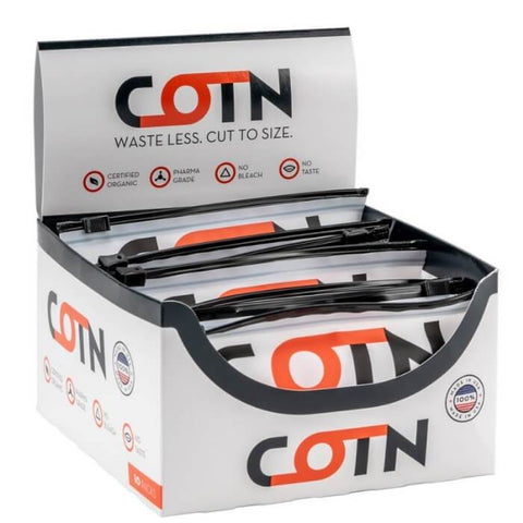 COTN - WASTE LESS CUT TO SIZE