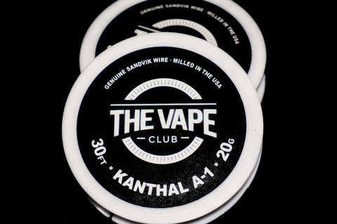 CABLE - THE VAPE CLUB - KANTHAL A1