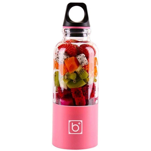 Portable Electric Bottle Juicer Blender-DealThru