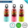 Image of Portable Electric Bottle Juicer Blender